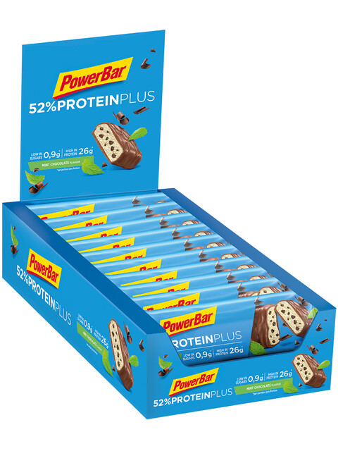 PowerBar ProteinPlus 52% Sports Nutrition 20 x 50g